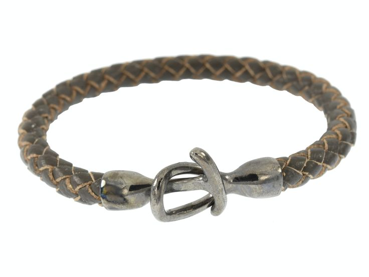 Mariner's Anchor Clasp Bracelet - The North Star