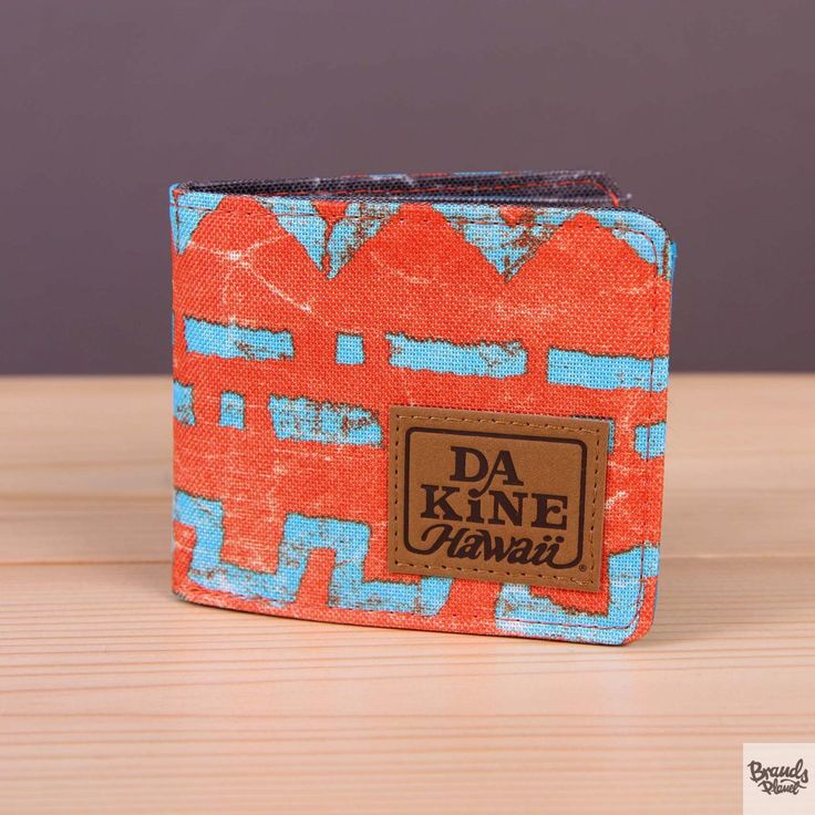 Portfel damski Dakine Payback Wallet Indio / www.brandsplanet.pl / #dakine