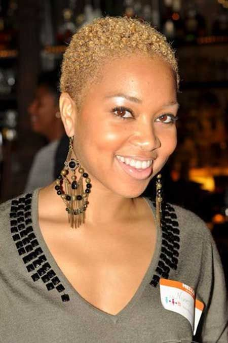 25 Best Short Hairstyles for Black Women 2014
