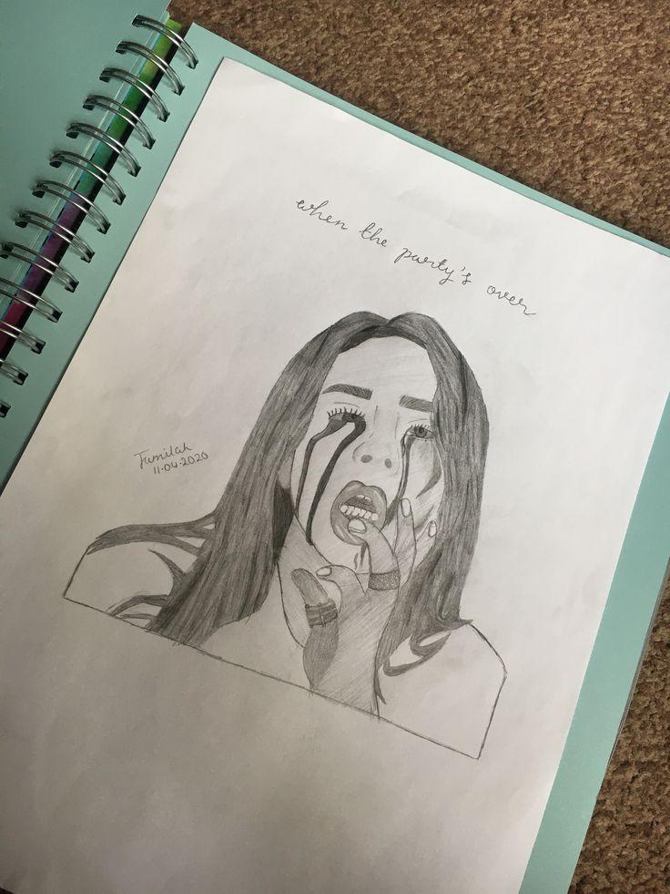 Pin by Billie.Eilish on Fan Art- We ♥ You Bil in 2021 ...