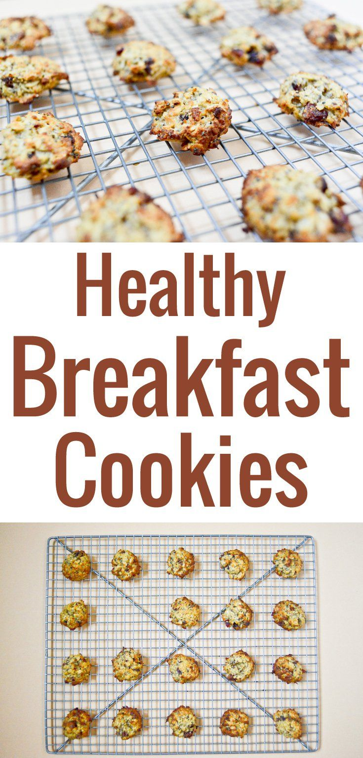 Finally, an oatmeal cookie so healthy you can call it breakfast with a straight face! Quick and easy recipe suitable for toddlers.