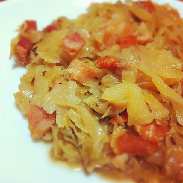 きょうの料理見て、去年作ったザワークラウトでドイツ料理(^^) - 4件のもぐもぐ - Cooked a German dish with homemade sauerkraut ;) by Tomoko