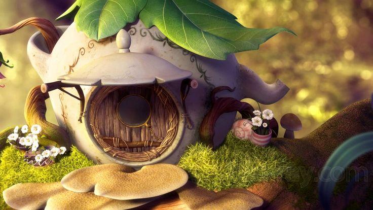 *¤.• La tetera de TinkerBell •º☆: ¡Cambio del nombre y nuevo diseño!