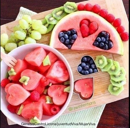 Eat A Rainbow!  Visit pinterest.com/arktherapeutic for more fun food and #feedingtherapy ideas