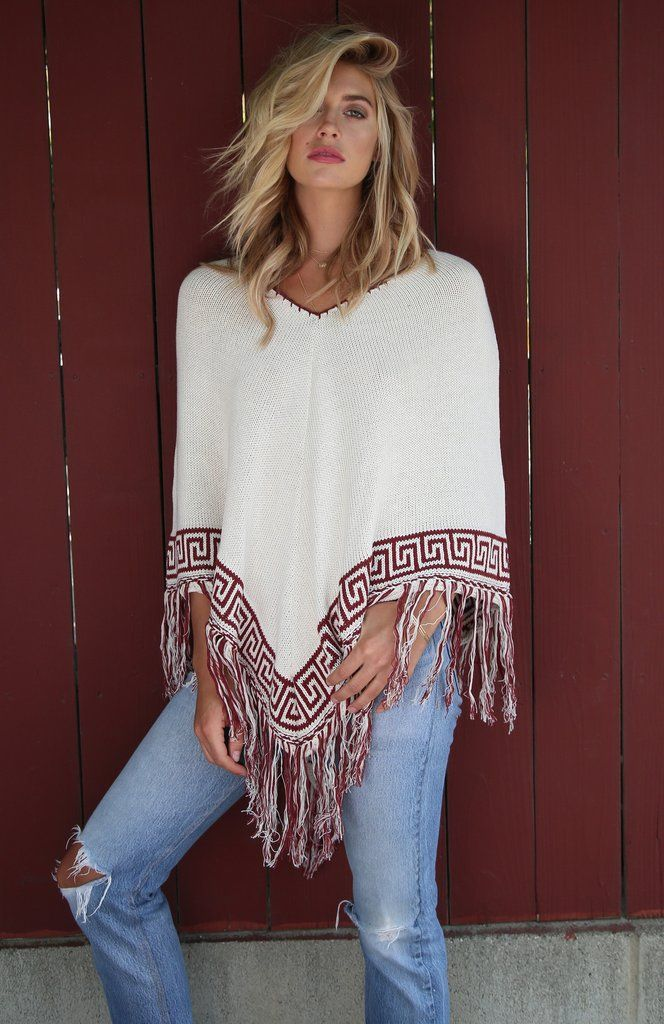 Designed with a lighter knit, V-shaped cut, and visible seam down the middle…