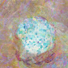 Tableau d'ortova : tirage d'art sur papier argentique-art numérique.