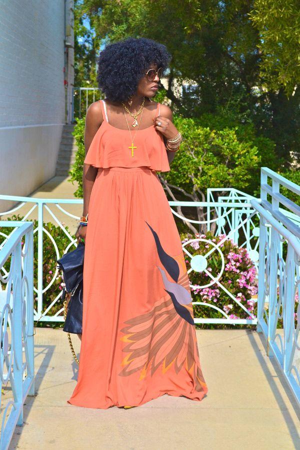 Love Maxi dresses!