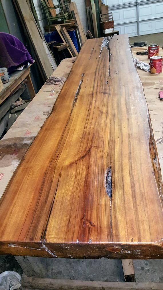 Live Edge 300 Yr Old Cypress 3 Inch Thick 10 Feet Long We Have