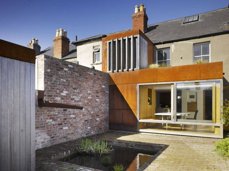 Extension in the Liberties / Donaghy & Dimond Architects