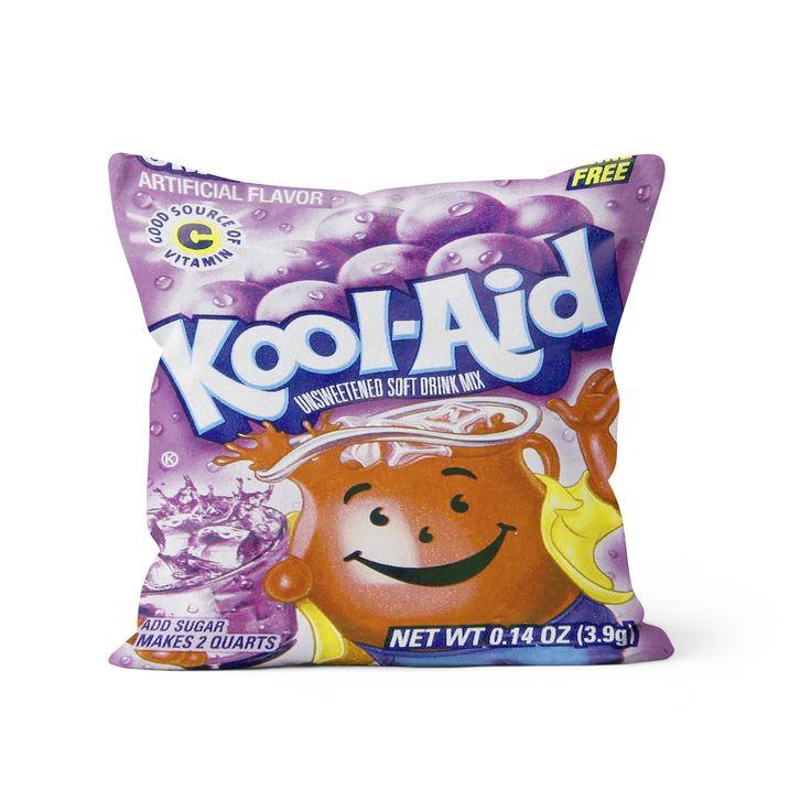 Grape Kool Aid OH YEAH! Pillow – Fresh Elites