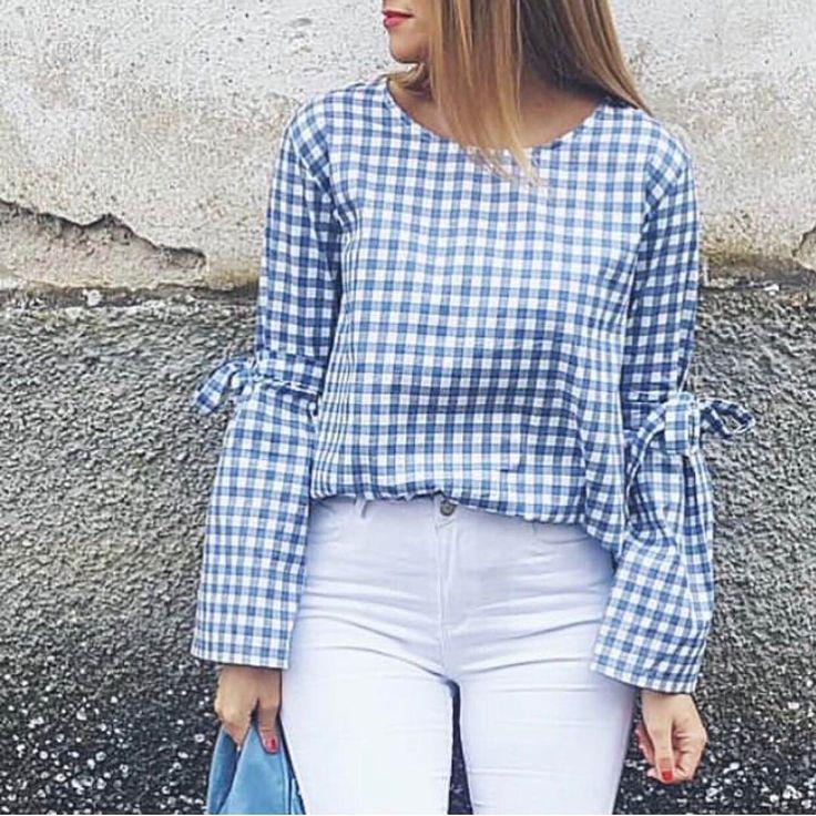 """1,654 Me gusta, 1 comentarios - Chicas Zara (@chicaszara) en Instagram: """"Muy  esta blusa de @chollomoda  No te pierdas su nueva temporada en  www.chollomoda.com"""""""