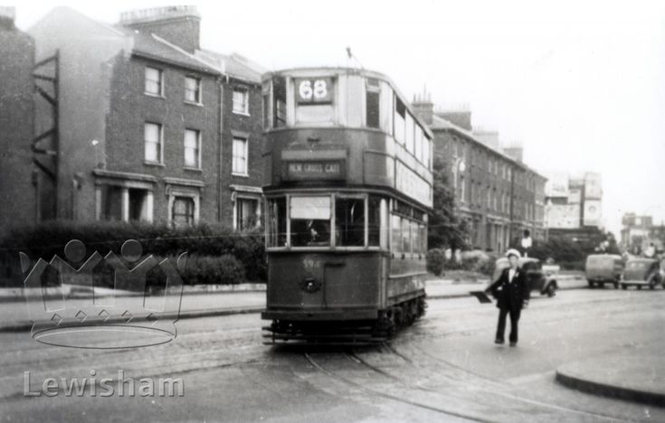 New Cross Tramways - Lewisham Borough PhotosLewisham Borough Photos