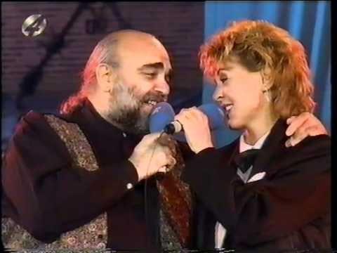 Anny Schilder en Demis Roussos - Mon Amour - YouTube