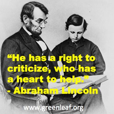 abraham lincoln leadership style The frederick douglass and abraham lincoln - leadership styles is one of the most popular assignments among students' documents if you are stuck with writing or missing ideas, scroll down and find inspiration in the best samples.