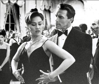 How to Start Your Novel: What the Movie TRUE LIES Taught Me by Chuck Sambuchino - has a great point to share with my students about the importance of grabbing your reader's attention right from the beginning