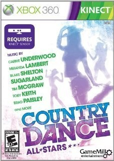Country Dance Kinect XB360 $18.20 Your #1 Source for Video Games, Consoles & Accessories! Multicitygames.com