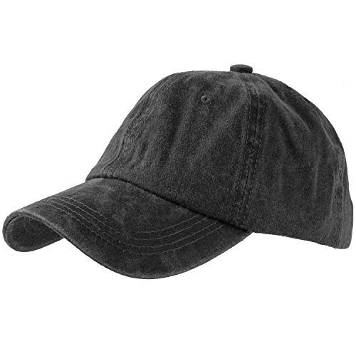 b10b64d843c New Levine Hat Unisex Stone Washed Cotton Baseball Cap Adjustable Size (7  Colors). Men Hats   7.27 - 9.95 topbrandsclothing