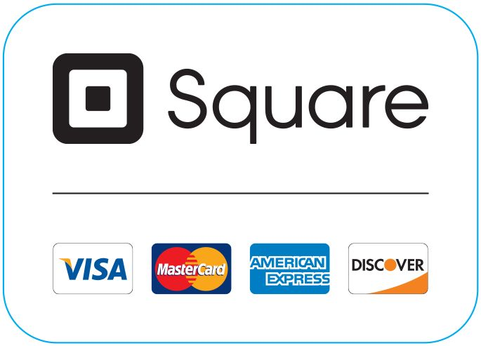 credit card accepted sign square - Google Search