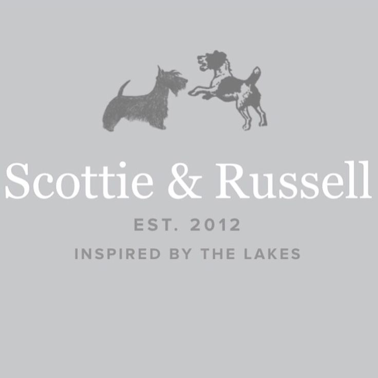 Scottie and Russell We are so excited to launch our new Scottie & Russell website www.scottieandrussell.co.uk  Specialising in scented candles and baby gifts