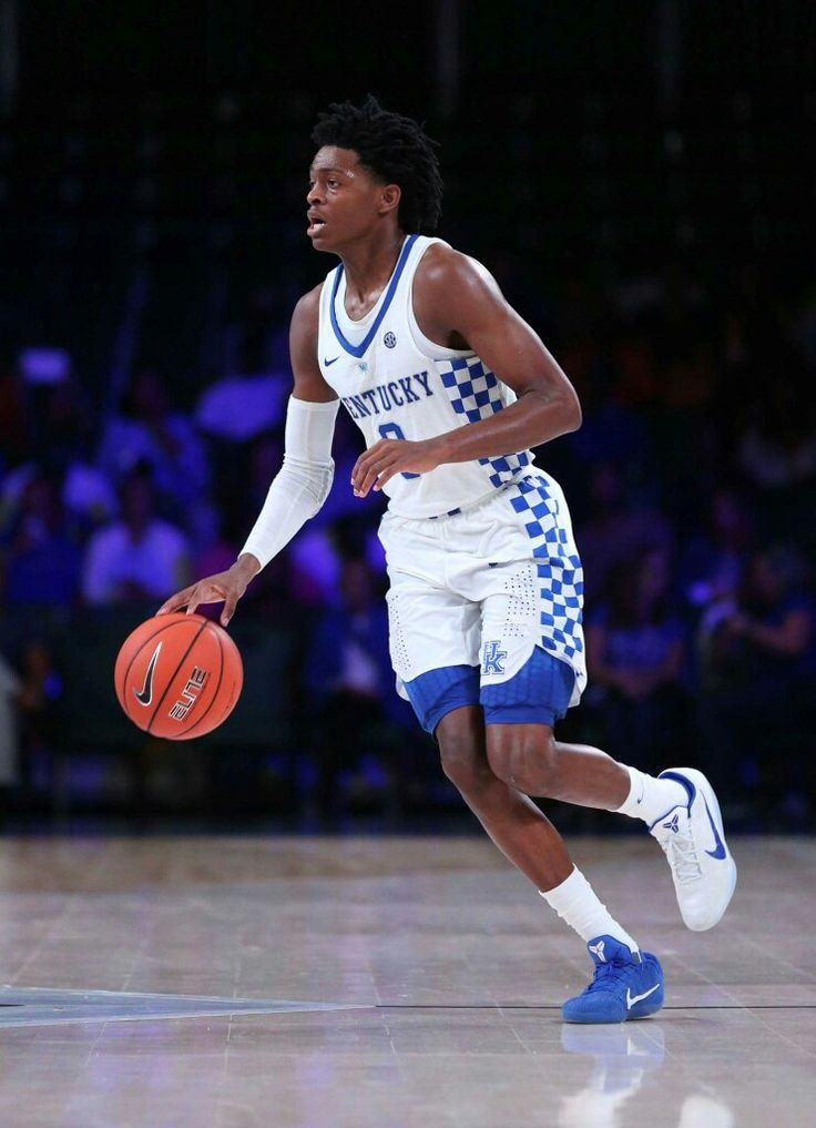 This young man just posted the second triple-double in Kentucky Basketball history! Congratulations, De'Aaron Fox!