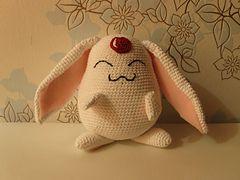 Amigurumi Totoro Receita : Best mokona images amigurumi amigurumi patterns