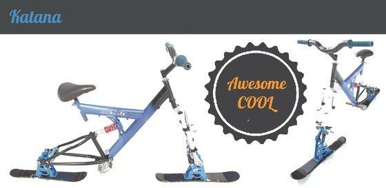 #Сноубайк #snowbike #зимнийвелосипед #сноускут #snowscoot #skibike #snow #snowbmx #smx #лыжесипед #skibob #mtb #bmx #snowmtb #freeride #bullskate #snowcycle #sledgehamer