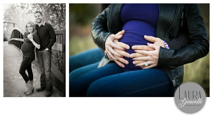 Maternity photography poses.  www.lauragravelle.com