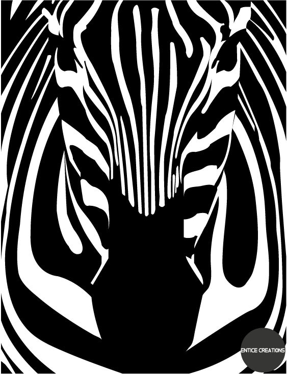 Zebra Visit: www.enticecreations.wordpress.com for more designs or follow @enticecreations on Instagram
