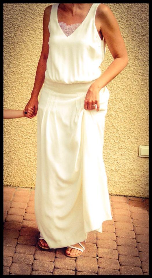 Mon DIY : La robe de mariée bohème.  http://laecreative.wordpress.com/