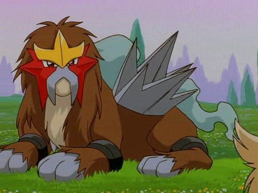 Pokemon - Entei