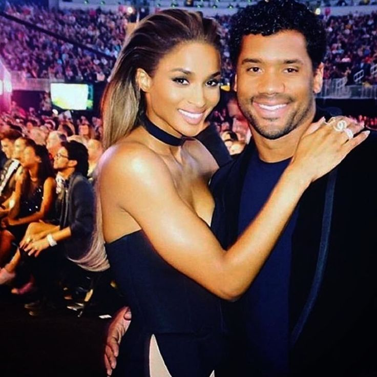 """Russell Wilson and Ciara celebrate Mother's Day weekend. Ciara recently gave birth to Sienna Princess Wilson, her first child with husband Russell Wilson. On Saturday, Wilson thanked his superstar wife for being such a good mother. """"You are an amazing mom and I'm so grateful I get to spend the rest of my life with you & raising our kids,"""" he wrote on Instagram. """"I love you! #HappyMothersDay Weekend my love."""""""