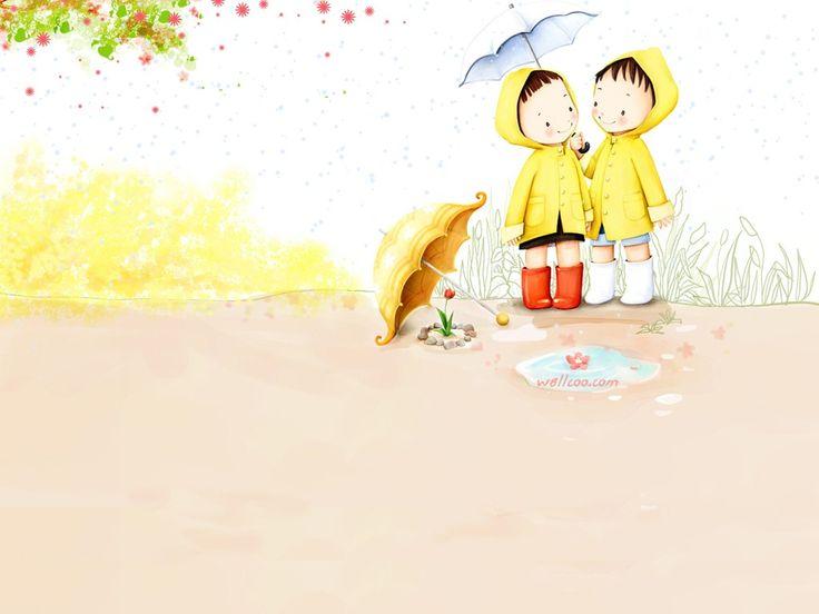 Kim Jong-bok Illustration Wallpaper
