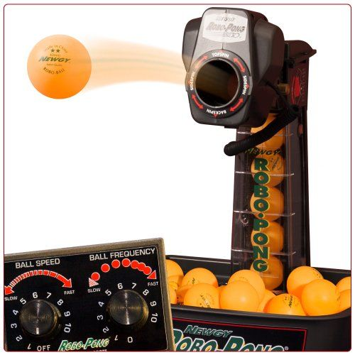 Newgy Robo-Pong 540 – Table Tennis / Ping-Pong « Game Searches