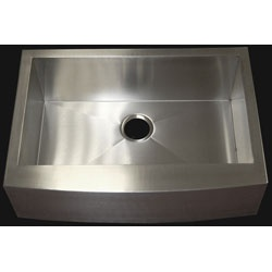 27 Inch Stainless Steel Single Bowl Farmhouse Sink