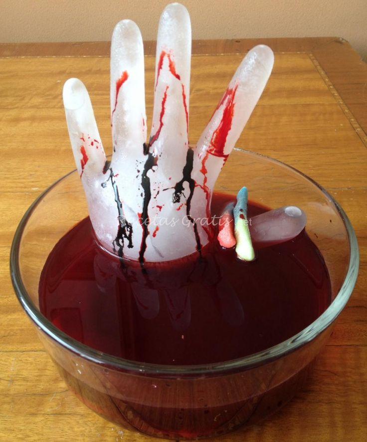 Cómo preparar un ponche de Halloween - 6 pasos -
