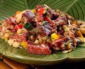 Culinária de Domingo: ARRUMADINHO DE CARNE-SECA