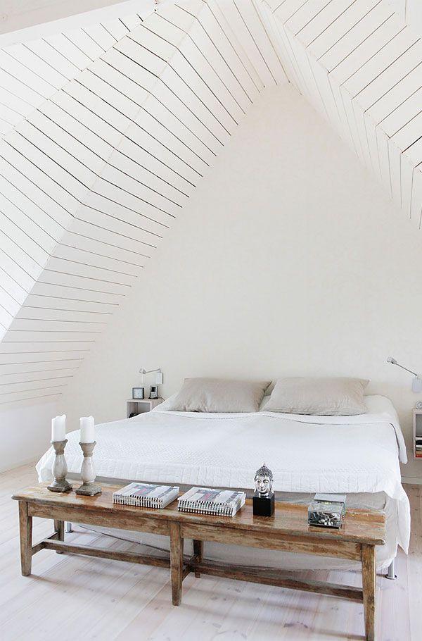 Apartment 34 | 5 White Bedroom Ideas