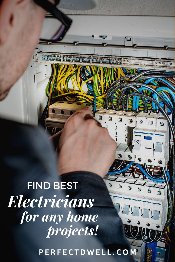Best electricians near me get free quotes diy pros and