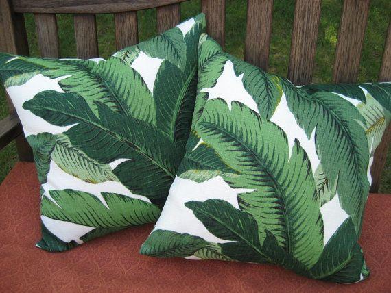 Tropical Green Leaf Banana Palm Leaf Various Sizes