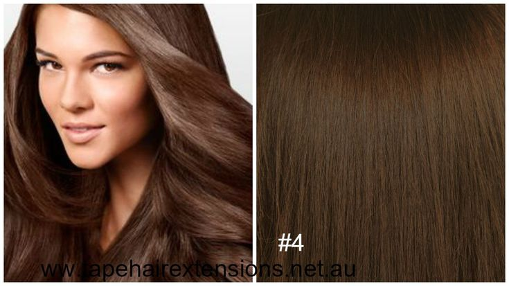 #8 - Chestnut Brown Hair Extensions. We supply the worlds best quality and longest Lasting 100% Pure Virgin Remy Tape Hair Extensions, clip in hair extensions, micro-bead hair extensions, weft / weaves, flip-in / halos ponytails and keratin bond hair extensions on the Market. #besthairextensions #russiantapehairextensions #tapehairextensions #virgintapehairextensions #hairextensions