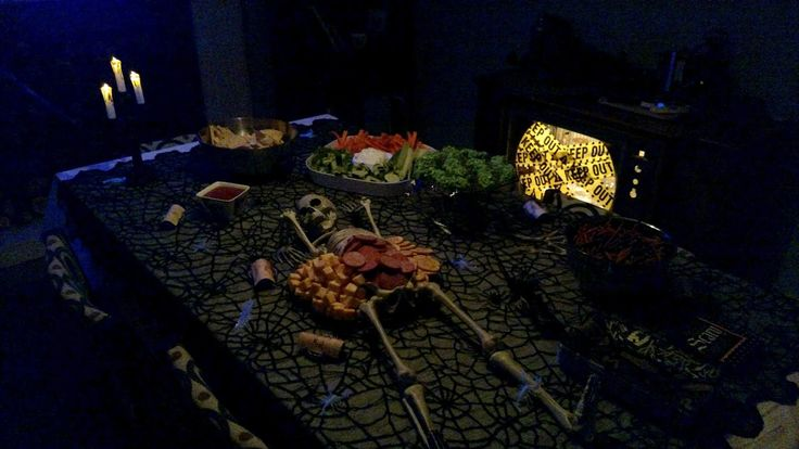 My Old Kentucky House: Boos and Booze 2015 Halloween Party