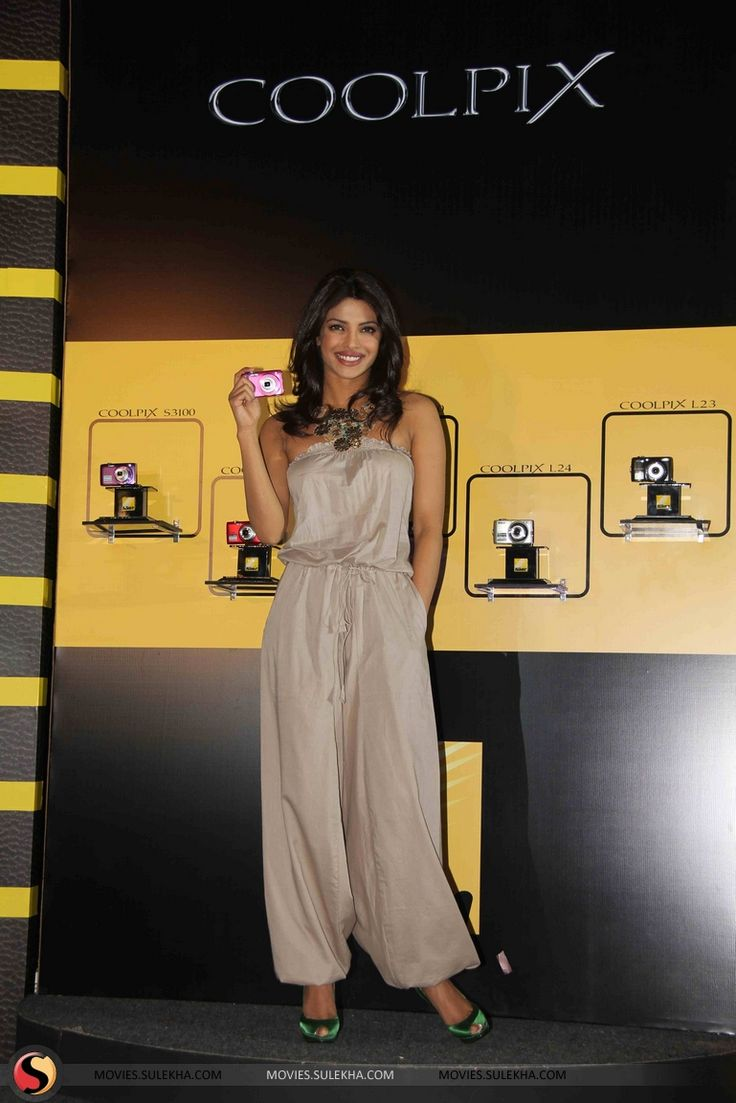 Page 16 of Priyanka Chopra launches new Nikon Coolpix cameras, Priyanka Chopra launches new Nikon Coolpix cameras Photos