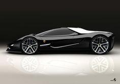 Gorgeous Ferrari Xezri by Samir Sadikhov