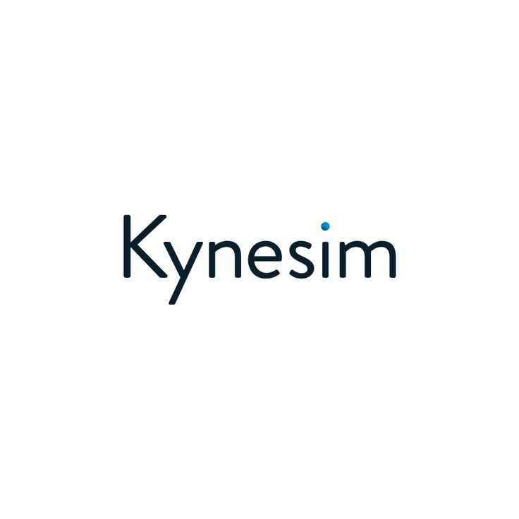 Branding project for software and electronic and software design company, Kynesim. #branding #logo #design