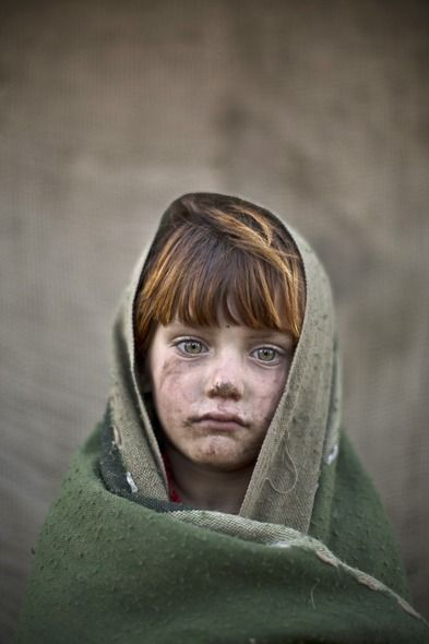 Portraits of Afghan Child Refugees Show the Legacy of Conflict - Around 1.6 million Afghan refugees live within Pakistan's borders, making up one of the world's largest refugee communities, according to the United Nations refugee agency. These people have been fleeing persecution and violence in Afghanistan ever since the Soviet invasion in 1979.