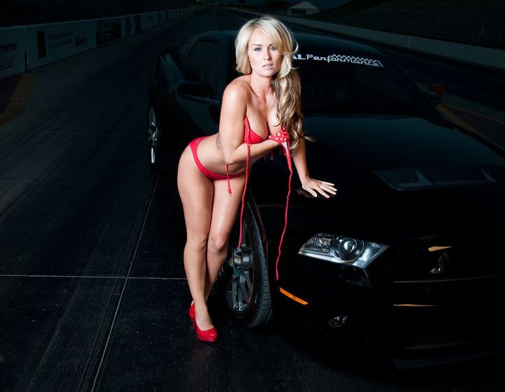 Girl With Cars Images