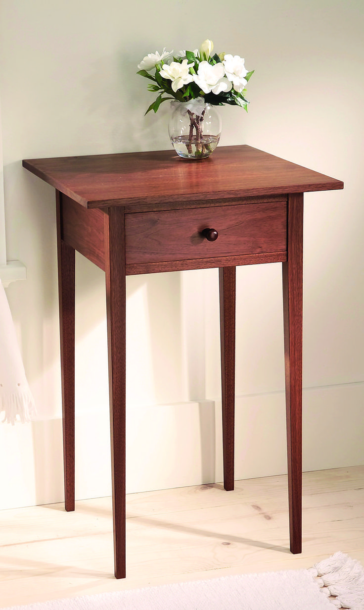 Modern shaker furniture - Shaker Table A Perfect Blend Of Classic Lines And Modern Joinery By Tom Caspar