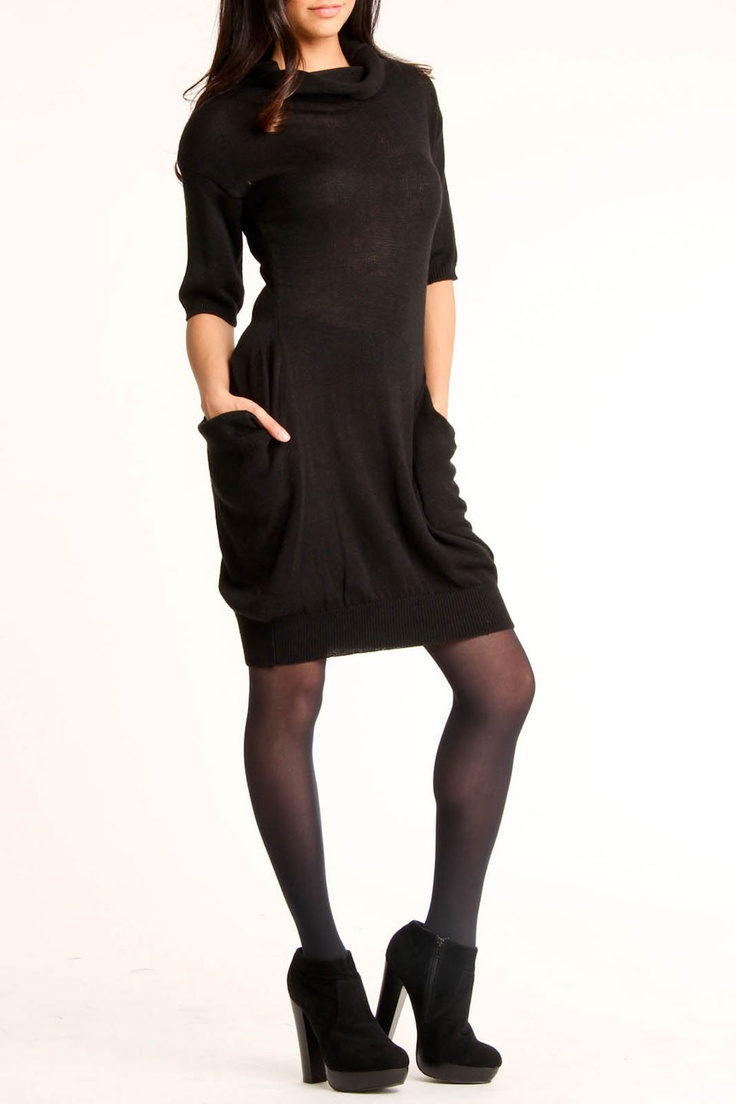 121 best 2dayslook - Sweater Dress images on Pinterest | Sweater ...