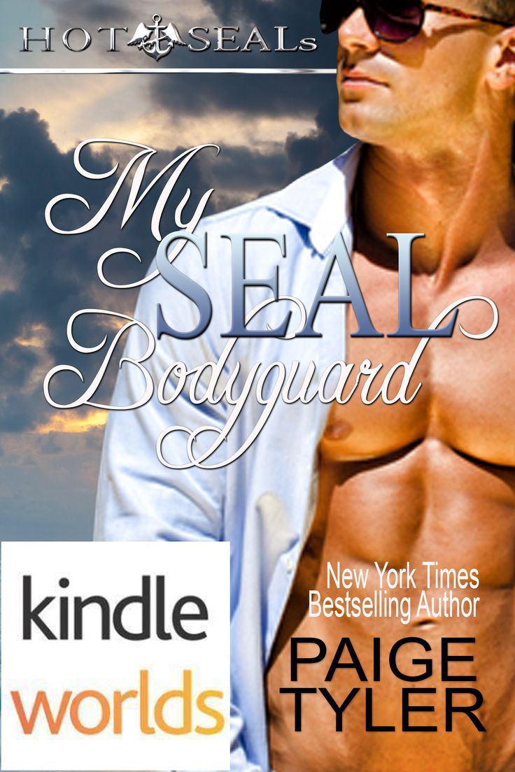 MY SEAL BODYGUARD. She writes about danger for a living and now she's in it. Only a Navy SEAL can save her. http://paigetylertheauthor.com/BooksMySEALBodyguard.html