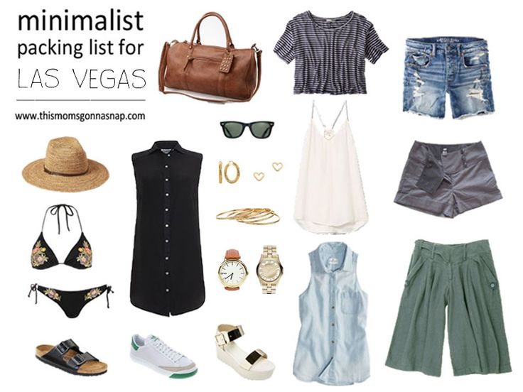 Weekend Trip Mom Style Capsule Wardrobe Minimalist